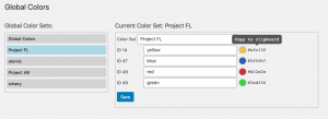 Code Snippet: Oxygen Rename Global Colors
